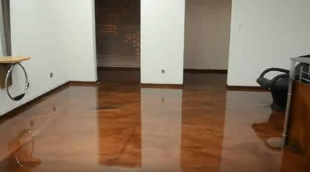 Concrete Services - Epoxy Flooring Hillsdale