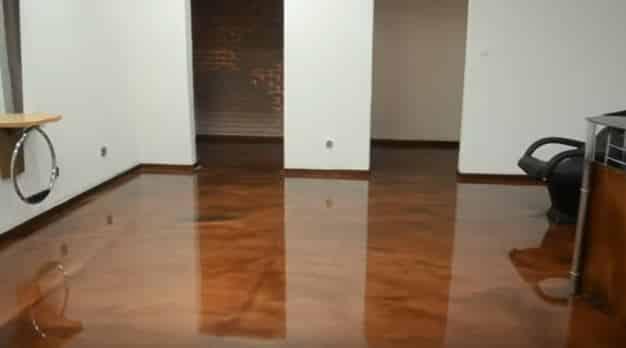 Concrete Services - Epoxy Flooring Grossmont